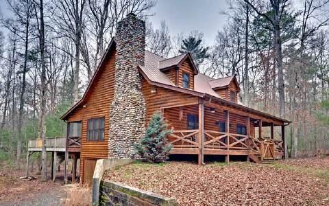 W walkout basement cabin pinterest for Log cabin with walkout basement