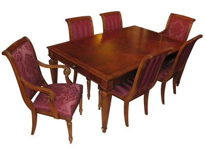 ethan allen federal dining room set for the home pinterest