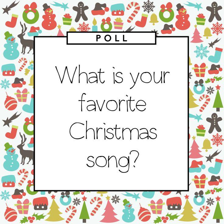 love it - Favorite Christmas Songs