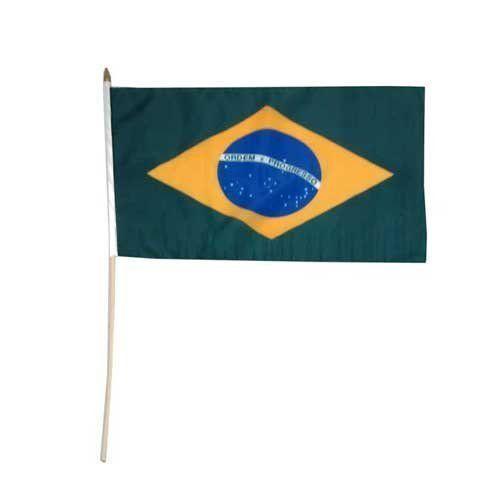 flag on a stick
