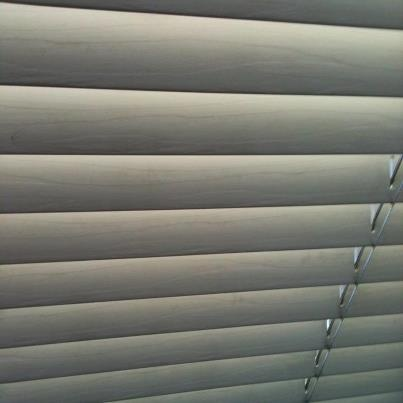 House Cleaning Services Cleaning Wood Blinds At Home