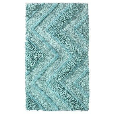 "Room Essentials® Bath Rug - Sea Breeze (20x34"") : Target Mobile"