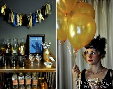 Gatsby theme party gatsby pinterest