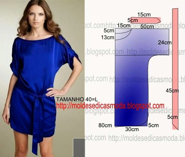 Платье туник своими руками 390