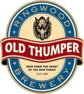 Old Thumper Ale - Ringwood Brewery