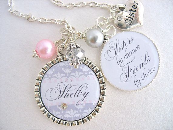 Wedding Gift For My Friend : SISITER Gift BEST FRIENDS Wedding Quote Bridal by MyBlueSnowflake, USD31 ...