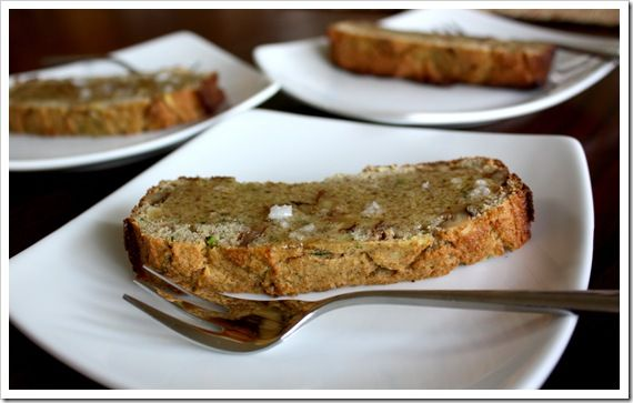 Grain-Free (Coconut Flour) Zucchini Bread Recipe - Joyful Abode - Skip ...
