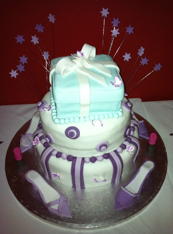 40th Birthday Cake Birthday ideas Pinterest