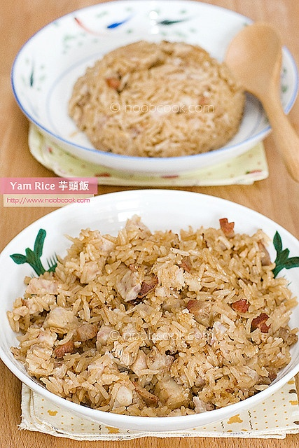 Yam Rice | Rice, Noodles & Pasta | Pinterest