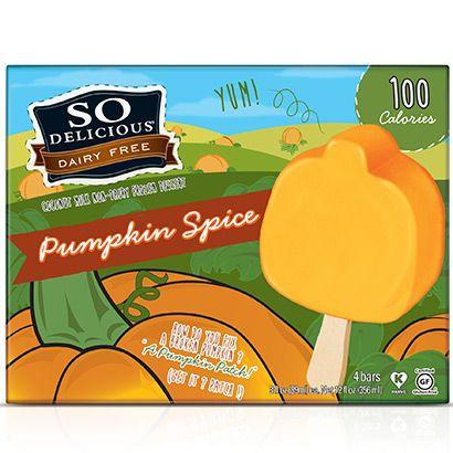 Flavor of the Month: Low-Cal Pumpkin Snacks