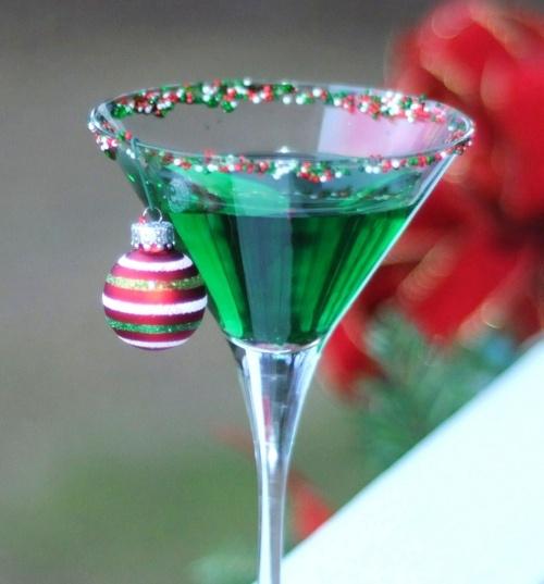 Christmas Cocktail Wedding Cocktails Pinterest
