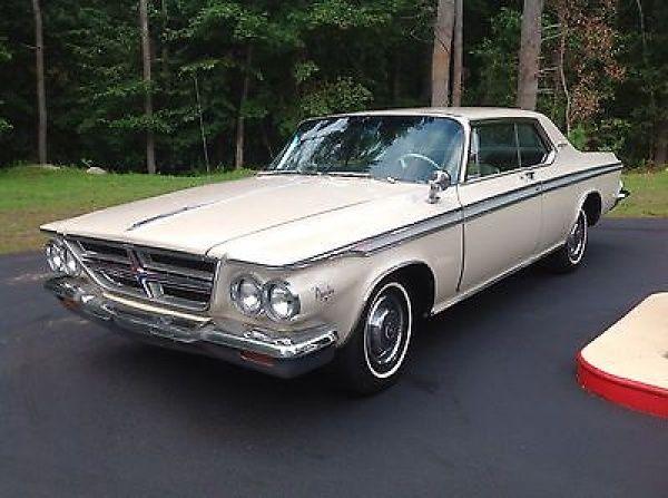 1964 chrysler 300 vintage car pics pinterest. Black Bedroom Furniture Sets. Home Design Ideas