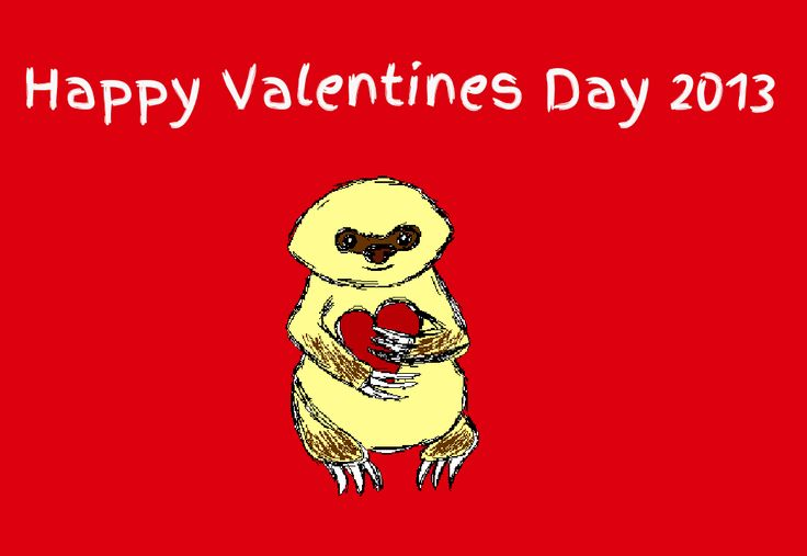 valentine's day doodle art