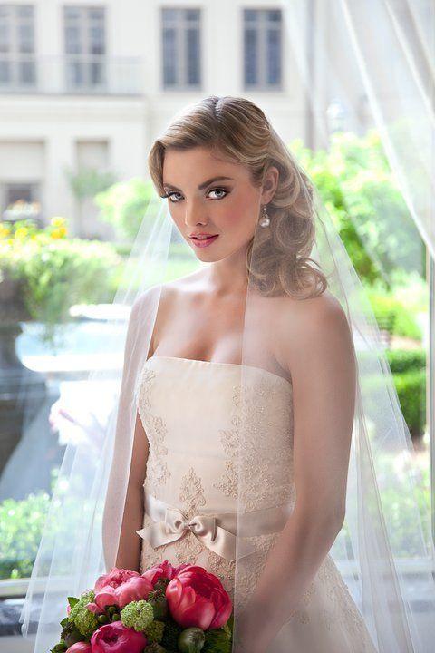 Senseual bride
