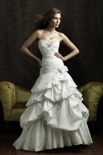 line Ivory Wedding Dres  Brautkleider- Wedding dresses  Pinterest