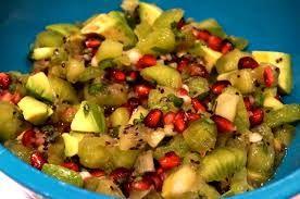 Pomegranate Winter Fruit Salad   Nom Nom Nom: Fruit & Vegetables   Pi ...