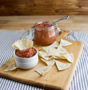 Chipotle Rhubarb Salsa   Condiments, Snacks, and Side Dishes   Pinter ...