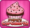Papa's Cupcakeria Cool Math Games