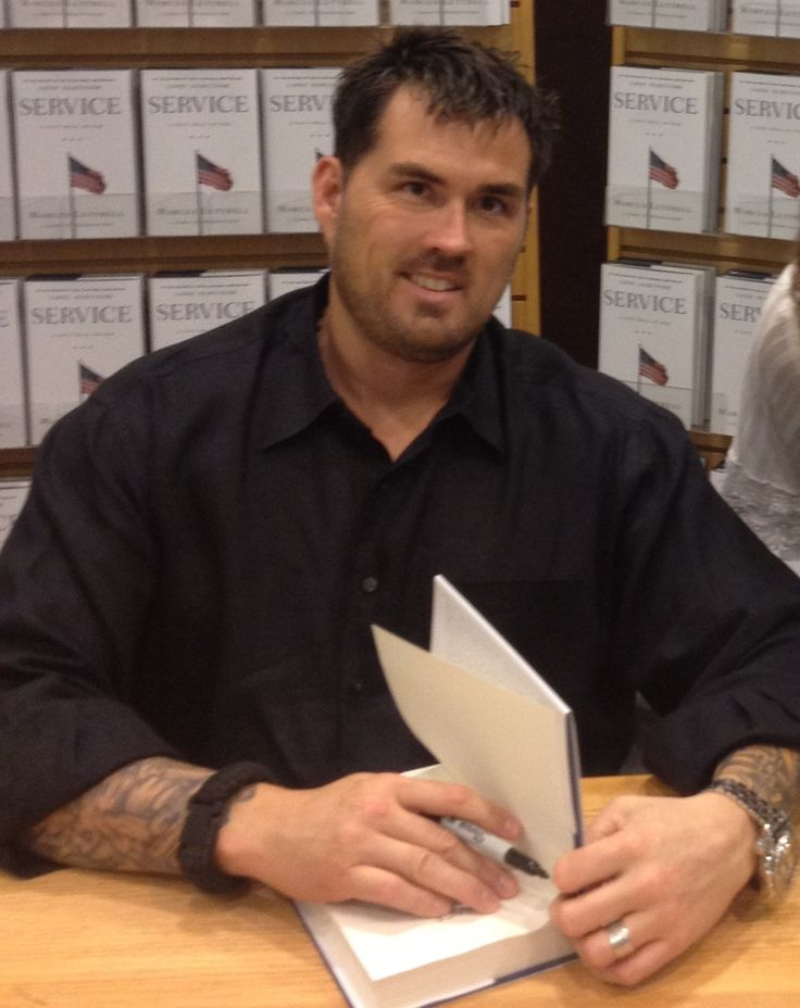 Marcus Luttrell Tattoos Marcus Luttrell Remove This