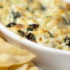 Baked Crab, Brie, and Artichoke Dip   Dip, Sauce, Dressing & Butter ...