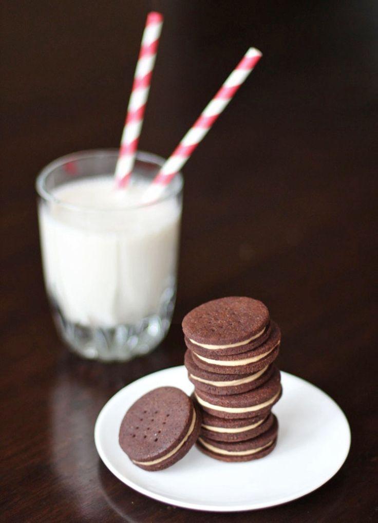 Vegan Gluten free oreo recipe! | Recipes | Pinterest