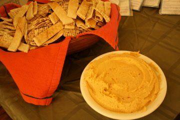 Chipotle Hummus | Recipes | Pinterest
