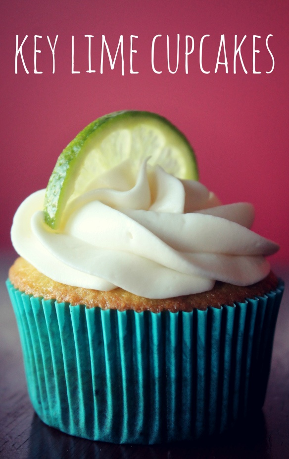 Key Lime Cupcakes | Food - Cupcakes (and cookies) | Pinterest