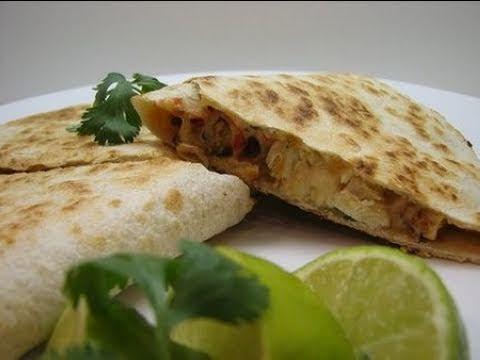 ... -Protein Tasty Chicken Quesadilla | Recipes - Tasty & Healthy | P