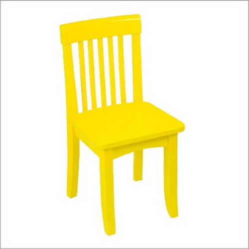kidkraft avalon chair yellow pinterest