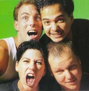The Pixies.