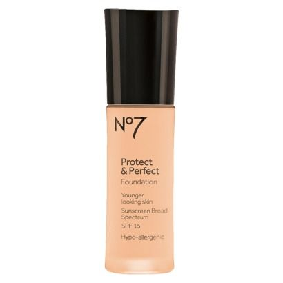No7 brings you the FREE Match Made Foundation Service, an in-store exclusive to help you find the right foundation for your skin. Minimizing the appearance of pores and banishing shine, this silky formula is a flawless base in a bottle. Oily skin is shine free for up to 12 hours. With a flawless.