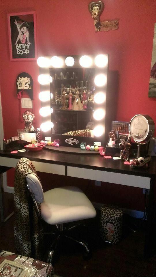 Vanity Girl Hollywood Calgon... Pinterest