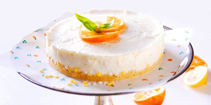 Orange Yogurt Cake | Sweet treats | Pinterest