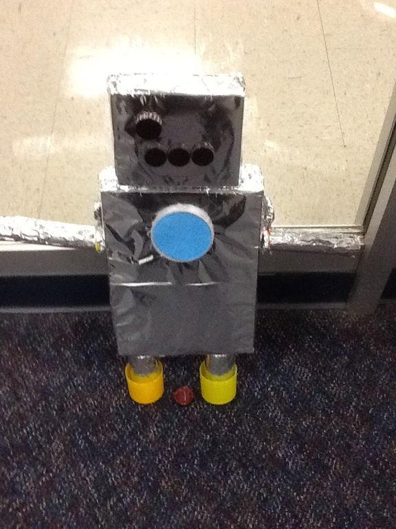 3rd grade robots. | Science Projects & Experiment Ideas | Pinterest