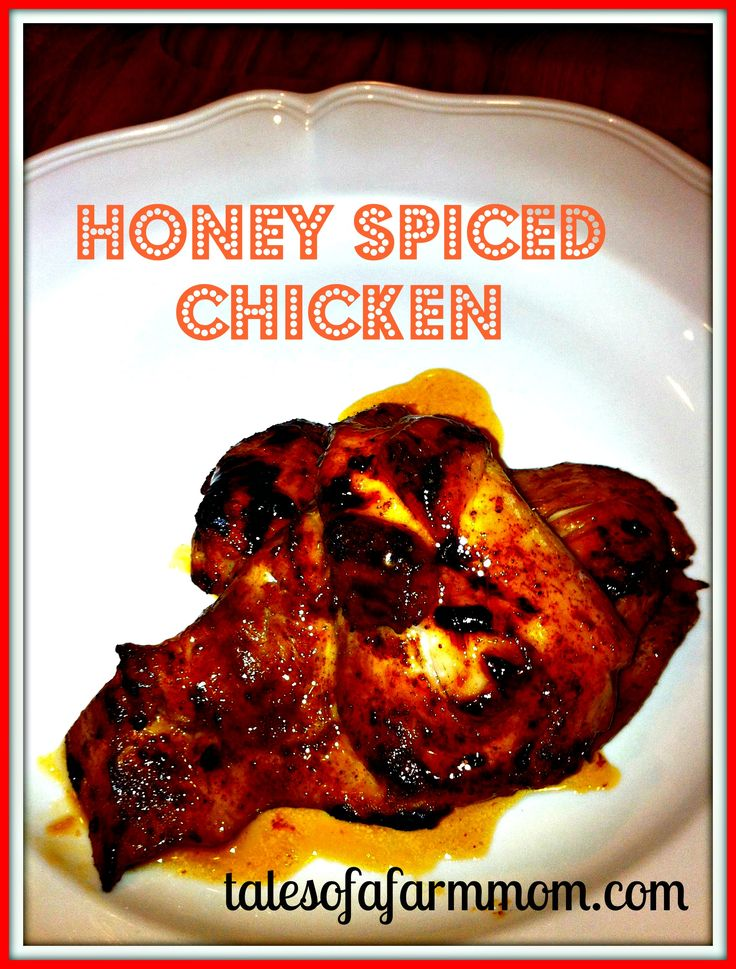 Spiced Honey Brushed Chicken Thighs And The 'Little Dipper Recipe ...