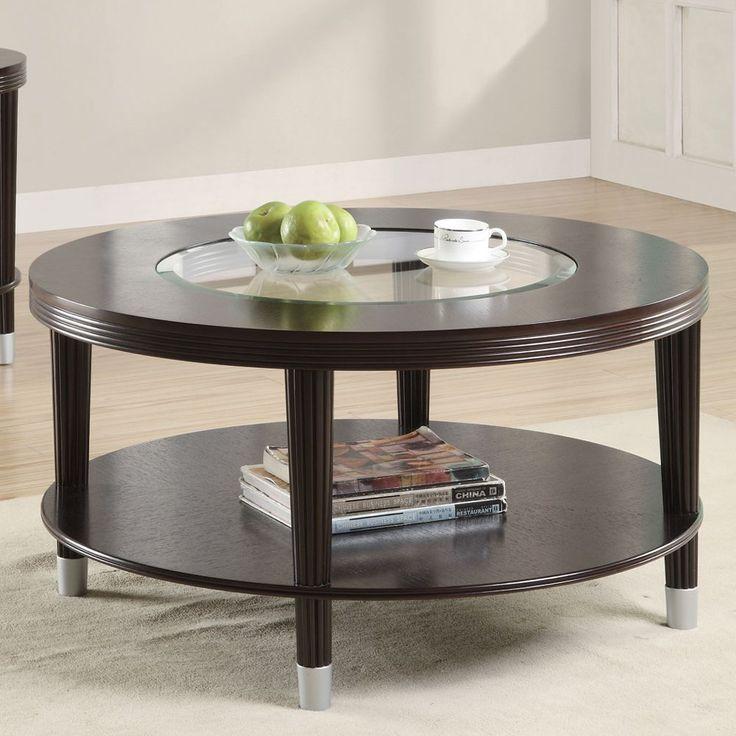Coaster Fine Furniture 701328 Coffee Table