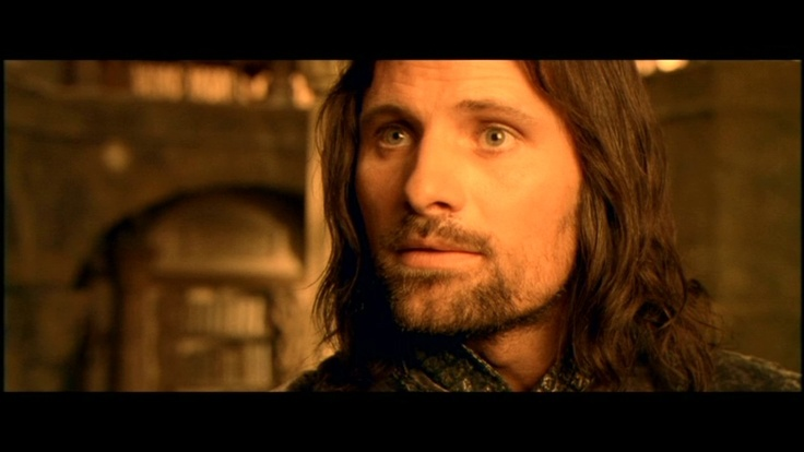 The Lord of the Rings: The Fellowship of the Ring, ARAGORN