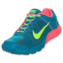 Women's Nike Zoom Wildhorse Running Shoes | FinishLine.com | Tropical