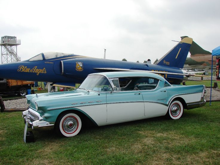 1957 buick roadmaster 4 door riviera bad ass pinterest