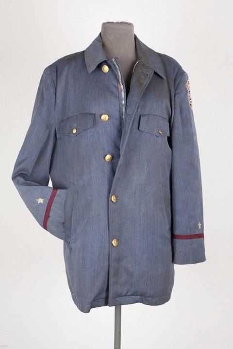 Postal Worker Uniform 17