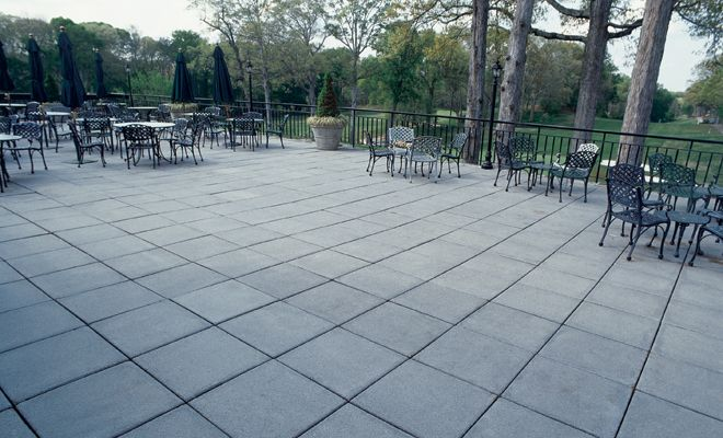 24 Quot Square Patio Stone Pavestone Outdoor Living All