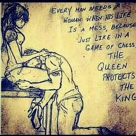 love of my live queen: