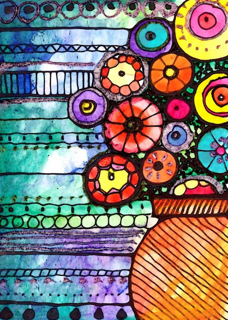 lines, shapes, colors