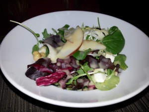 Roasted Pear, Feta, Watercress And Hazelnut Salad Recipe — Dishmaps