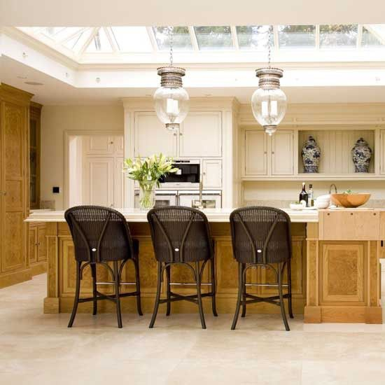 Traditional cream  Houses  Kitchen Designs  Pinterest
