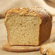 Honey Oatmeal Bread. I've been trying out bread recipes for toasting ...