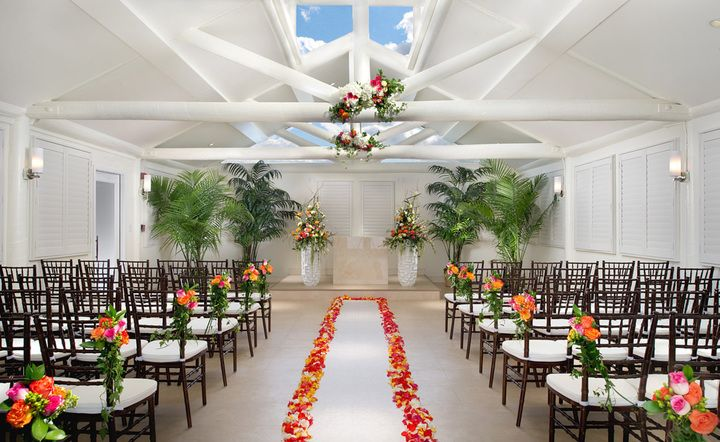 Tropicana Las Vegas Wedding Chapel