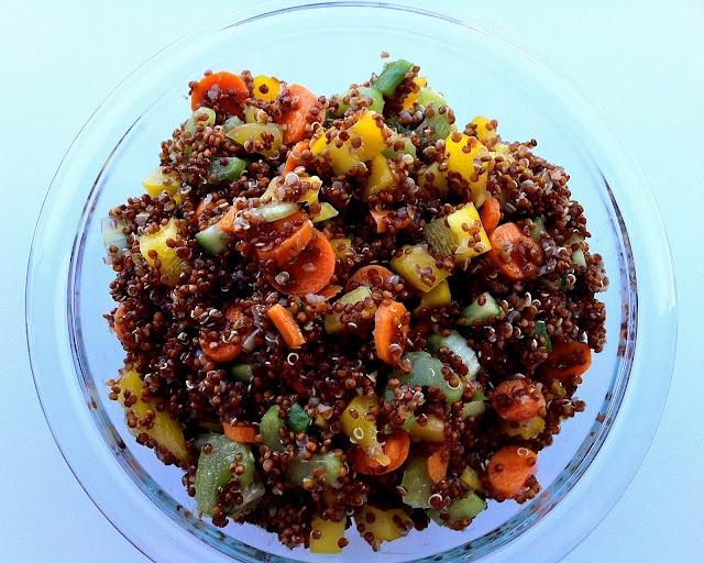 Quinoa Summer Salad | Food and Recipes | Pinterest
