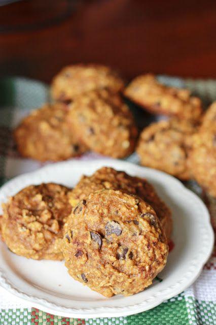 ... cupcake once: Pumpkin Quinoa Whole Wheat Chocolate Chip Cookies