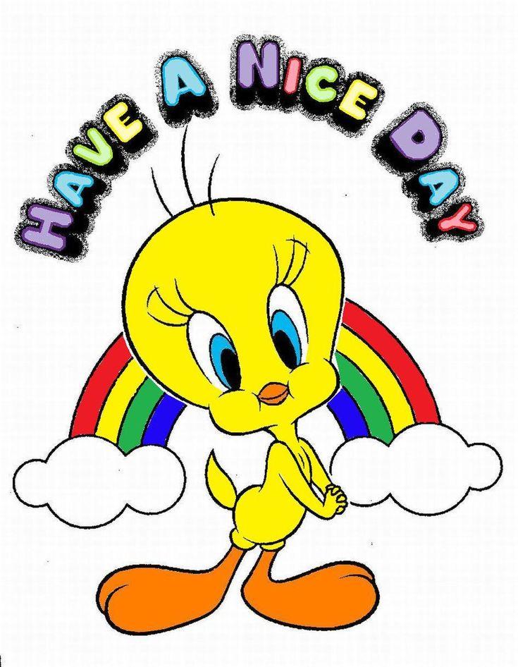 Looney tunes tweety